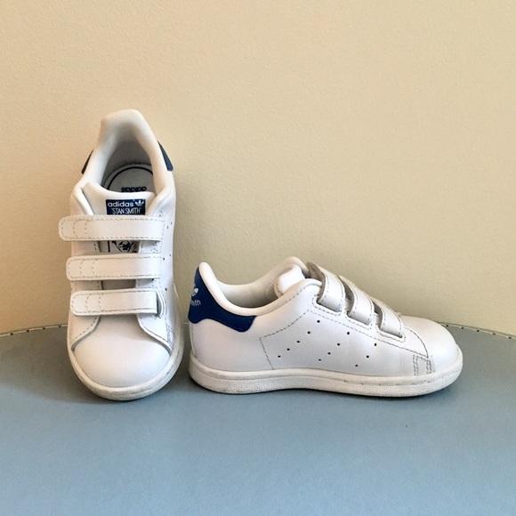 wholesale dealer 763ff 7aa08 Toddler Adidas Stan Smith